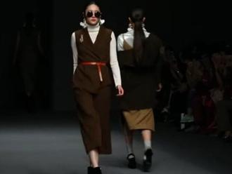 朗黛MYMO&M.HITI錫瑅双生花 绽放2017秋冬深圳时装周