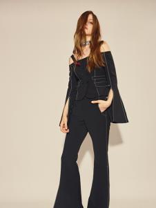 摩登时尚西蔻17新款设计师范套装