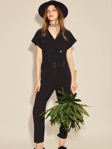 摩登时尚西蔻17新款知性套装