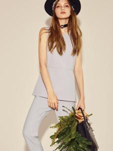 摩登时尚西蔻17新款简约套装