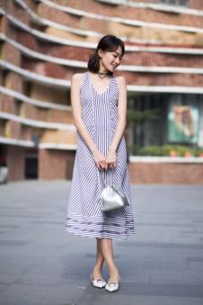 唯一2017夏季新品长裙