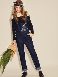 摩登时尚西蔻17新款个性套装