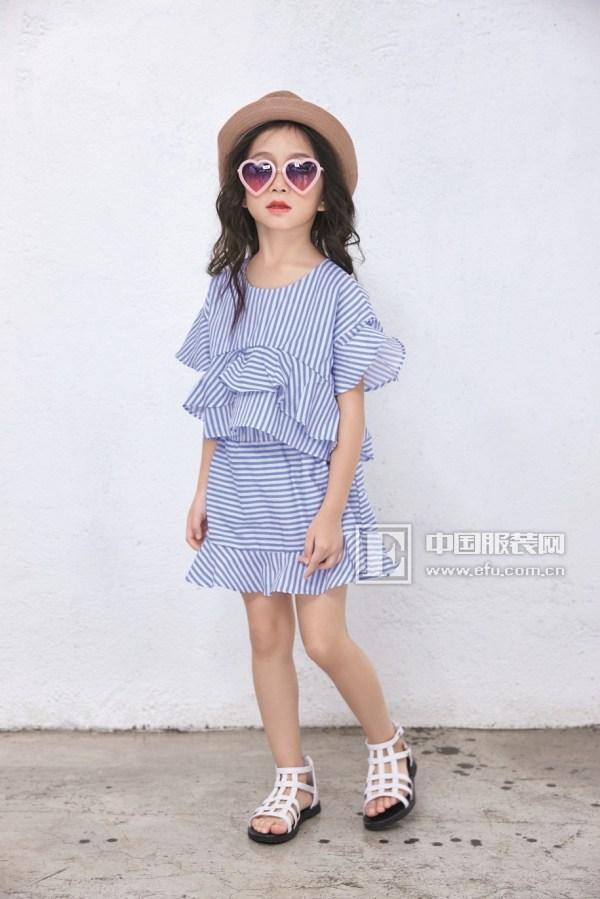 玛玛米雅童装 打造韩剧小公主的美丽气质