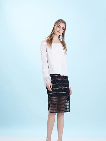 卡索Castle17新款知性套装裙