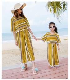 波西米亚流苏沙滩裙D600