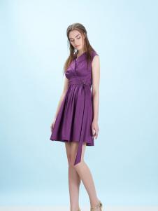 卡索女装新款连衣裙