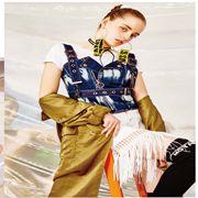 马克华菲女装新品 异域风情是一种什么样的体验?