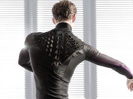 """麻省理工做了套细胞运动服,穿上""""背上就像有台空调"""""""