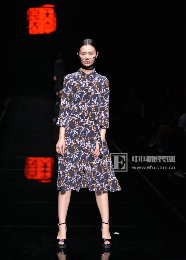 2017江南国际时装周|天合良衣:演绎江南女子的那抹温婉柔情
