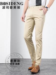 欧森朗新款休闲裤