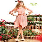 薇妮兰女装新品 甜美与优雅并存