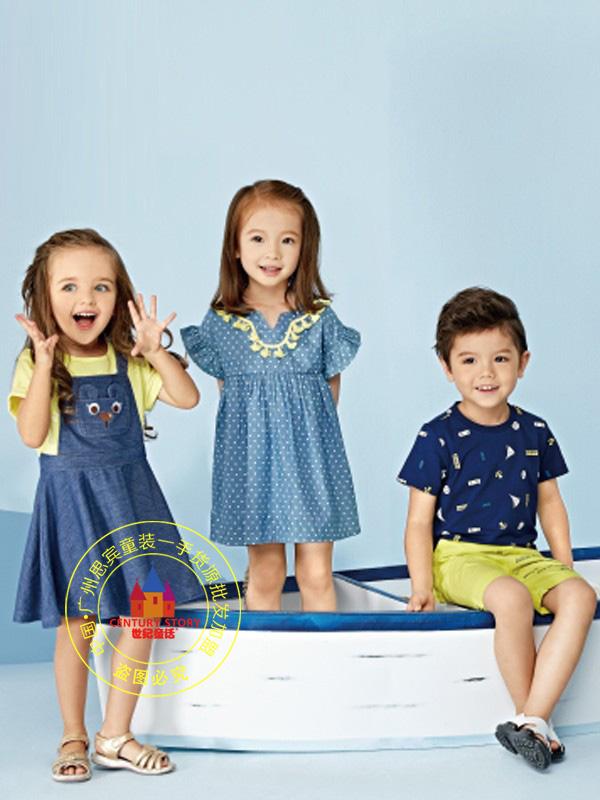 嗒嘀嗒品牌童装尾货货源哪里找?