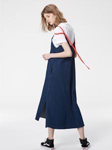 布莎卡夏装新款连衣裙