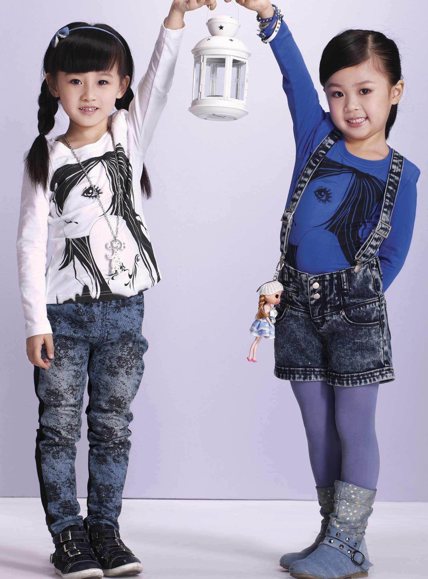 回收品牌童装