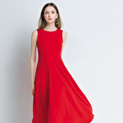 艾丽哲丨热情的红色时尚穿搭 精致耀眼显气色!