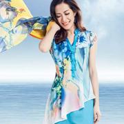 夏姿绮民族风新款连衣裙  让你惊艳整个夏天