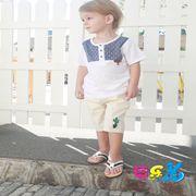 芭乐兔童装新品 时尚穿搭尽显小孩活力