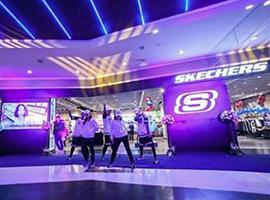 美运动休闲鞋履品牌Skechers加速全球扩张的计划