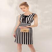 Wonderfulbeauty女装新品 简单易学的连衣裙穿搭技巧
