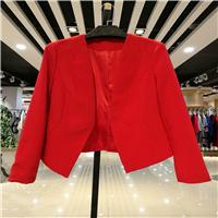 上海一线品牌女装折扣货源批发加盟商