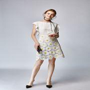 MYMO女装新品 优雅简约的气质连衣裙你值得拥有