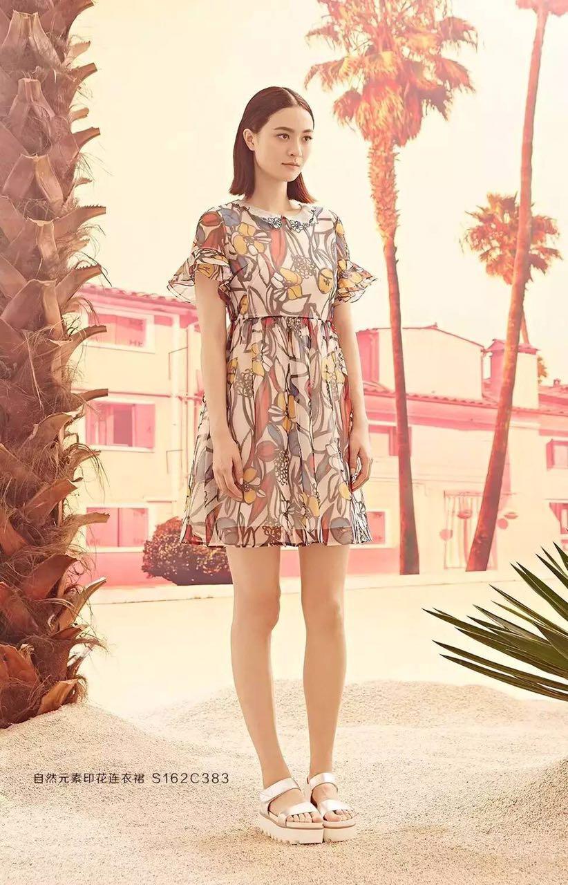 品牌折扣店货源 桑索夏装 时尚女装品牌