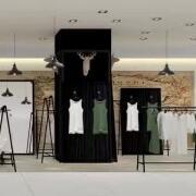 恭祝况珈儿服饰旗下ik女装入驻西安万达百货店