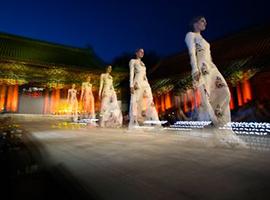 """依文""""绣梦""""国际,让中国文化走向国际时尚舞台"""