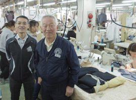 特殊机器设备&高端缝制技术让一家缝纫厂变身抢手货!