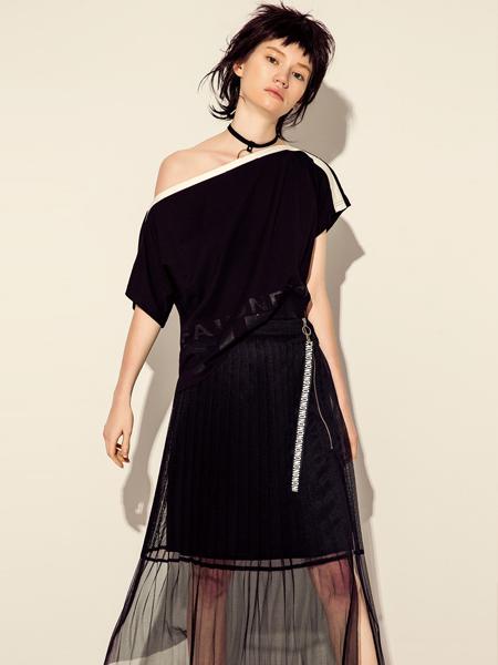 讴歌德女装连衣裙