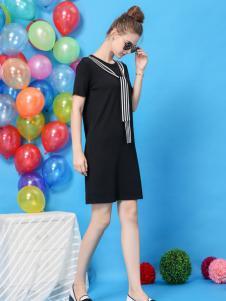 深圳戴莉格琳连衣裙