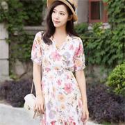 天使韩城夏季新款长裙 给你不一样的美感