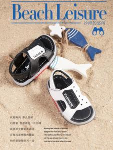 杰米熊男童童鞋夏款