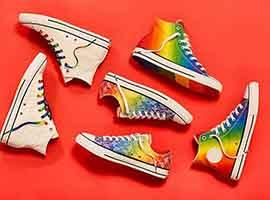 Converse发布YES TO ALL系列为LGBT青年举旗
