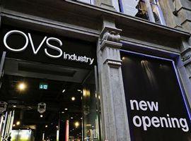 意大利大众服饰零售商OVS一季度销售增长6.5%