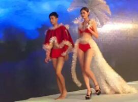 芭蒂欧内衣中国红系列 穿出最红民族风
