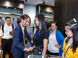 压轴中国服装定制高峰论坛,衣邦人探索C2M智能制造改造之路