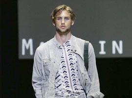 2018春夏米兰男装周 乔治·阿玛尼低调静谧的姿态
