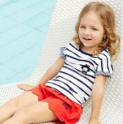 来自太平洋的可爱风 杰米熊时尚童装新品清新上市