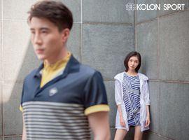 时尚户外品牌kolon sport 推出夏季COOL爽系列
