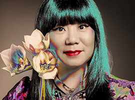 Anna Sui:最被人低估的美国时装设计师
