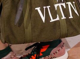 启用新Logo的Valentino男装也要变得更运动潮流化了