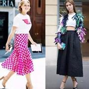 HON.B红贝缇 x FASHION   穿上美美的中长裙,搞定夏季所有LOOK!
