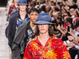 2018春夏男装周:Louis Vuitton与列游世界