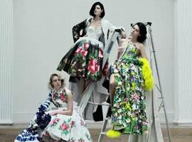 H&M和LV争着举办设计大赛 时尚界仍被欧洲牵着鼻子走