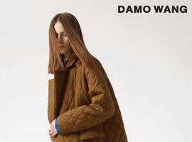 DAMO WANG:线条与空间的变化,是衣服的灵性