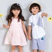 卓维乐童装还原原本属于孩子的那个天真烂漫、五彩斑斓的世界
