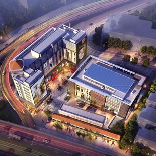 万通国际服装广场 打造广州服饰采购第一站