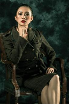 香莎女装新品套装半裙