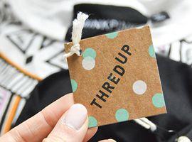 二手服装寄售网站thredUP开设实体智能商店